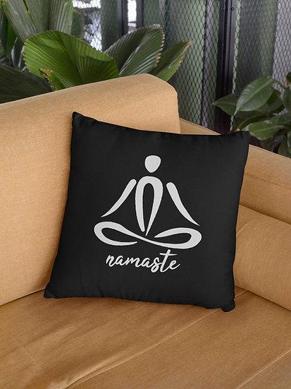 Vegan Yoga Cushion - Namaste