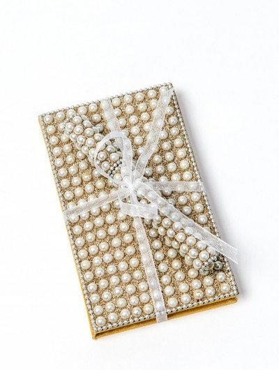 Pearl Notebook & Pen Set