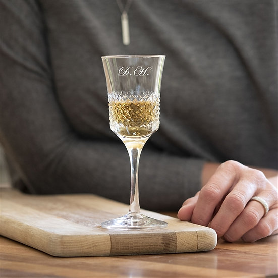Personalised Royal Brierley Sherry Glass