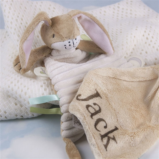 Nutbrown Snuggle Blanket