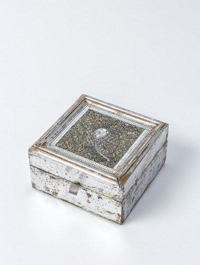 Peacock Jewellery Box