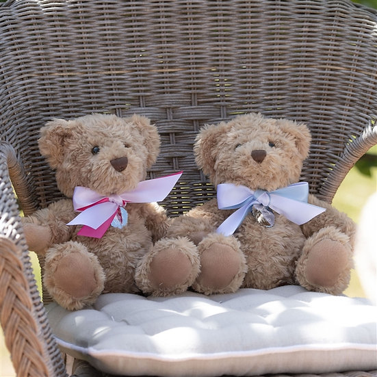 Personalised Thank You Flower Girl/Page Boy Bramble Bear