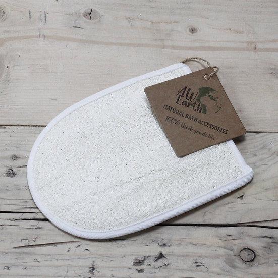 Natural Loofah Body Scrubs - Hand Wrap