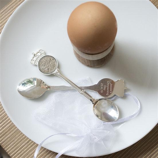 Christening Spoons