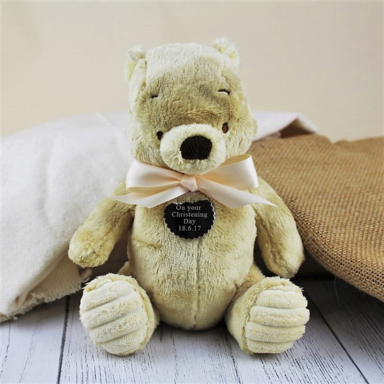 Classic Personalised Pooh Bear