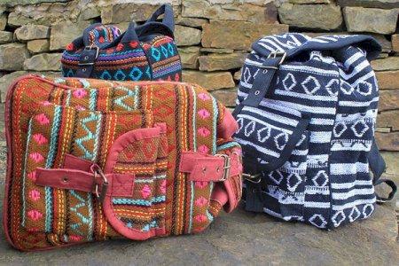 Small Nepali Backpack