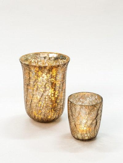 Bronze Tealight Holders