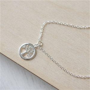 Handmade Sterling Silver Tree Of Life Bracelet