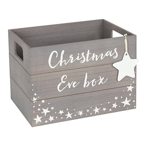 24 x 34cm Grey Christmas Eve Box