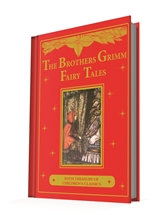 Hardback Children's Classics - Grimm Fairy Tales