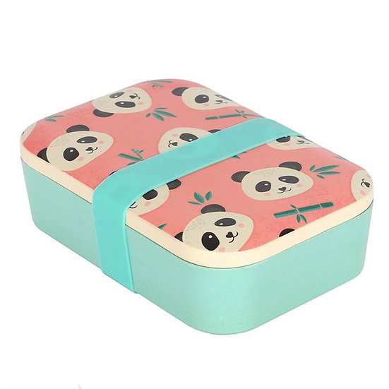 Bamboo Lunch Box - Penelope Panda
