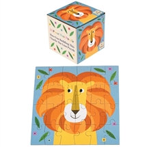 24 Piece Puzzle With Charlie the Lion