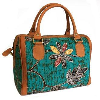Batik & Leather Bags - Executive Bag