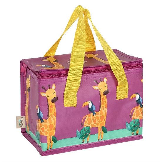 Eco Insulated Lunch Bag - Gordan Giraffe