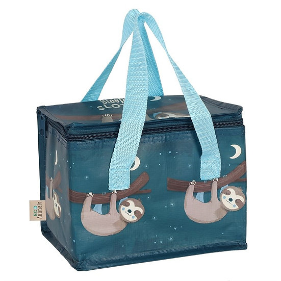 Eco Insulated Lunch Bag - Sidney Sloth