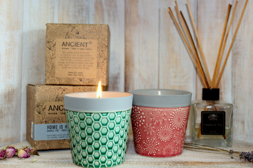 Home is Home Soy Wax Candles