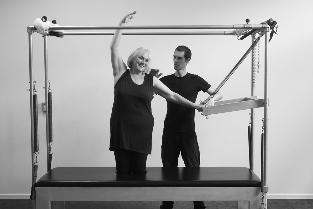 Pilates - learning Precision involves understanding effective body placement