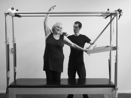 Pilates and the Principle of Precision