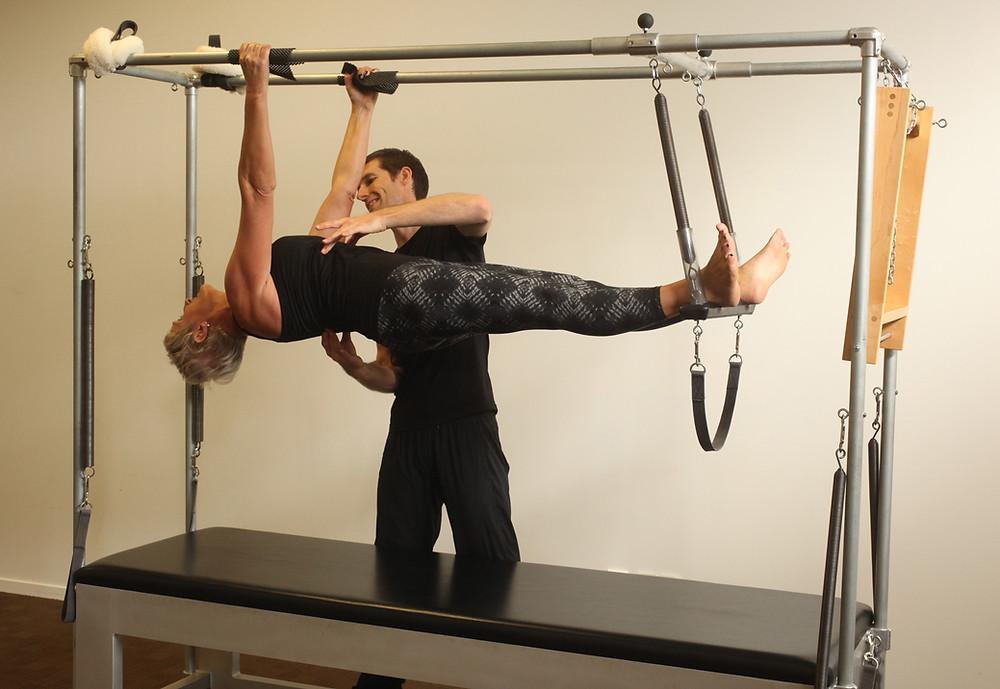 Pilates Centering