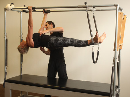 """Centering in Pilates"" - Building your Foundation"