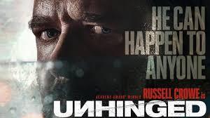 Unhinged, Hablando M