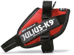 Julius k9 Harnais IDC-POWER Rouge