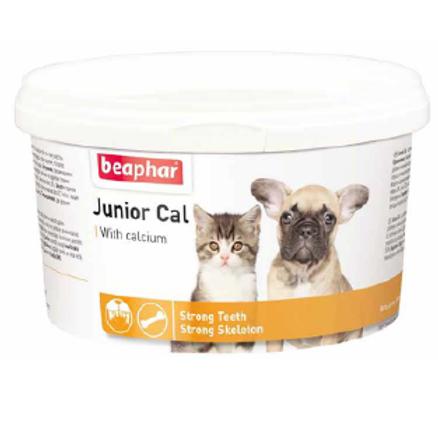 BEAPHAR Junior Cal - préparation vitamines et minéraux 200 gr