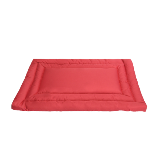 Fabotex Tapis rectangulaire Rouge