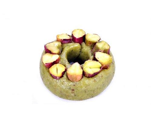 Kaak aux pistaches 100g (environ 7 pièces)