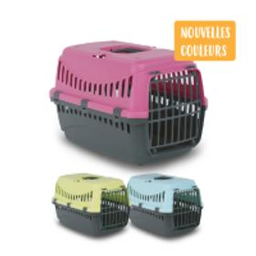 Felican Cage de transport GIPSY Small porte plastique