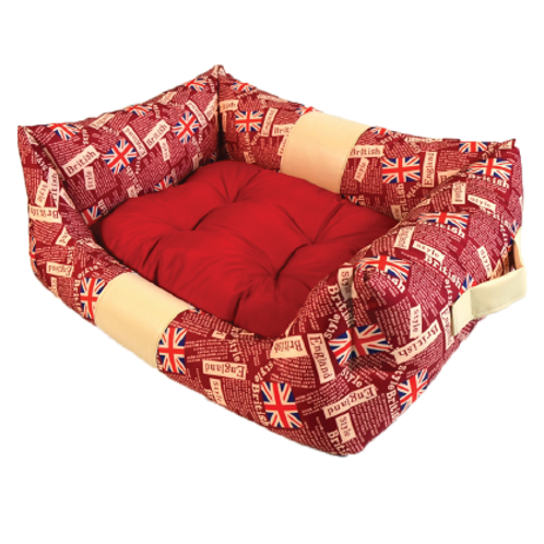 "Fabotex Petit Sofà ""British Red"" 75x60x25 cm"