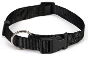 Collier BZ Nylon réglable noir