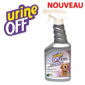 Urine Off chiens et chiots 500 ml