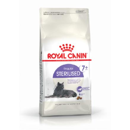 ROYAL CANIN Sterilised 7+ 2kg