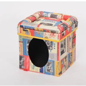Felican Sweet Home cube