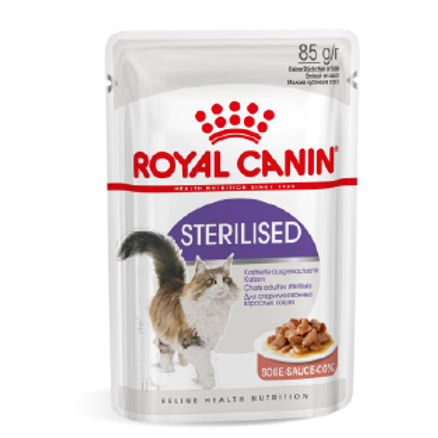 Royal Canin Sterilised Sauce
