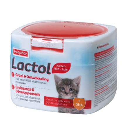 BEAPHAR Lactol Kitten lait maternisé pour chaton 250gr
