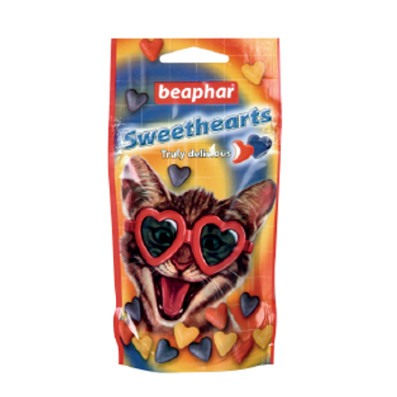 Beaphar Sweethearts friandises pour chats