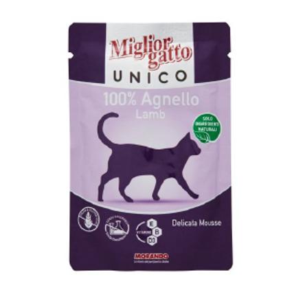 Miglior Gatto UNICO Agnello