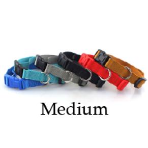 Felican Collier réglable pour chiens Uni 35-50 x1.5cm