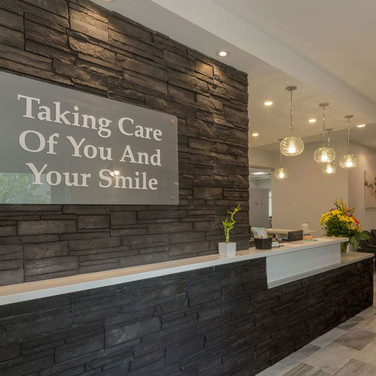 K.L.O. Dental Reception