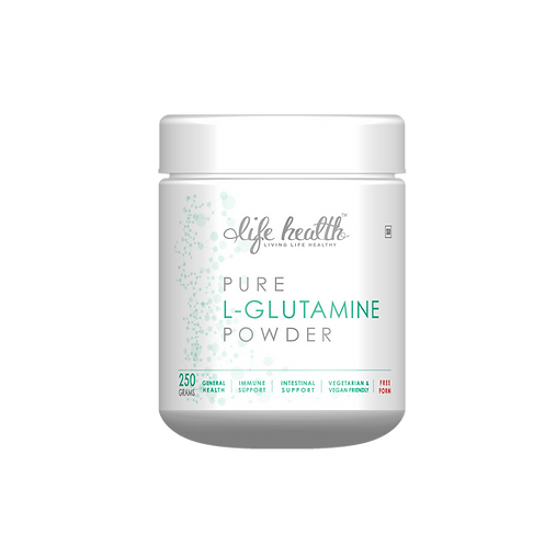 PURE L - GLUTAMINE POWDER