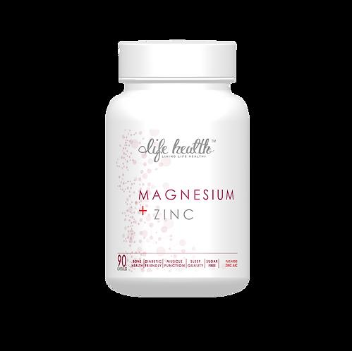 MAGNESIUM & ZINC