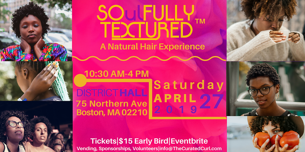 SOulFully Textured, A Natural Hair Experience