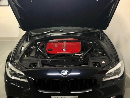 BMW F10 530D: The Carbon Loaded Diesel Torque Monster