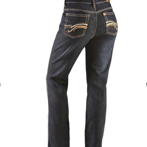 Wrangler Womens Aura Instantly Slimming™ Jean - Boot Cut-WUT74BT
