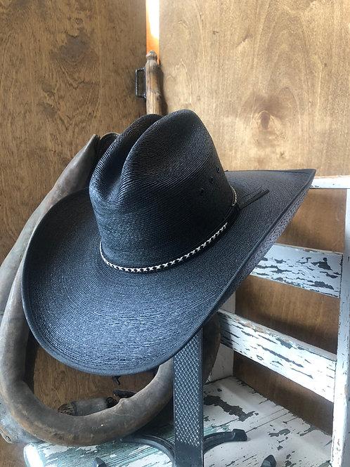 Resistol Men's Jason Aldean Asphalt Cowboy Palm Hat  Item # 099C48
