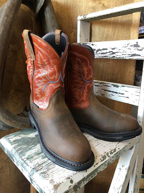Ariat Mens WorkHog Waterproof Work Boots 10024965