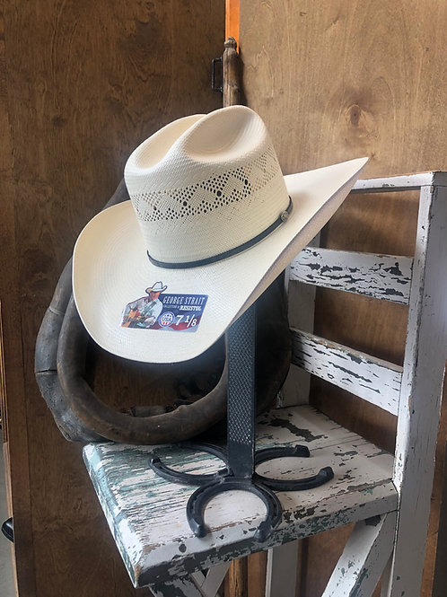 Resistol Stoney Ridge 20X Straw Western Cowboy Hat RSSTRG-3042