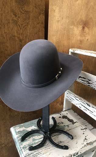 American Hat Co. 10x Steel Felt Open Crown [HT1898]